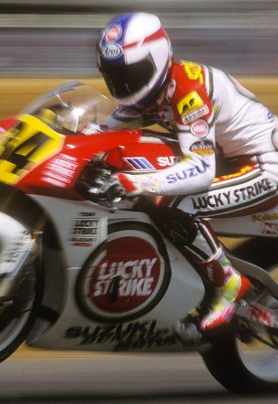 Schwantz: MotoGP vs. 500er