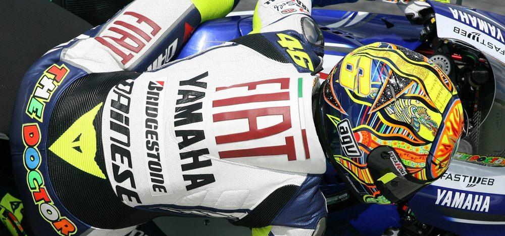"""""""Er ist ein Denkmal"""": Motocross-Star schwärmt von Valentino Rossi"""