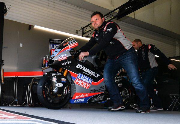 Intact ist für Jerez bereit