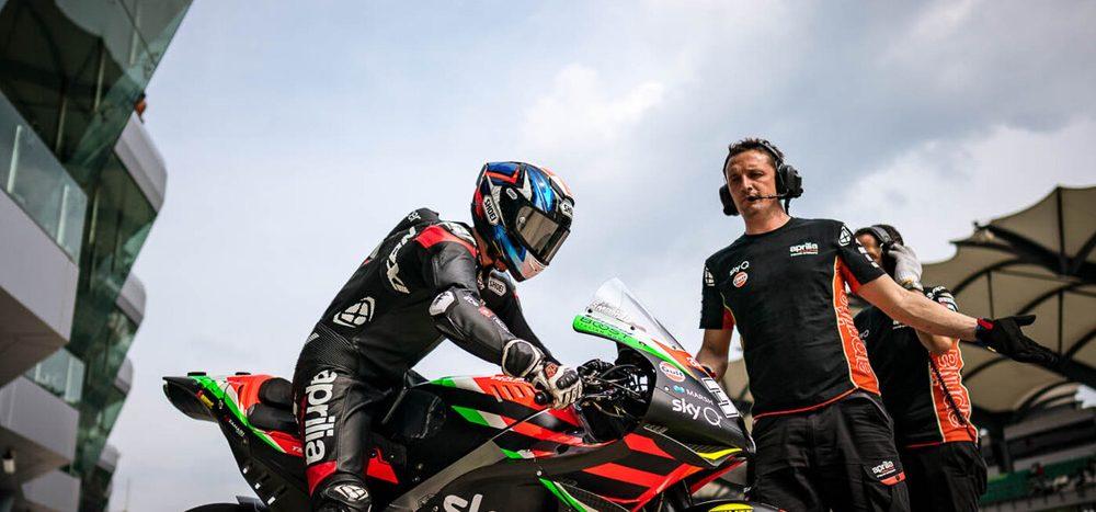 Doping-Sperre: Bradley Smith ersetzt Andrea Iannone bei Aprilia