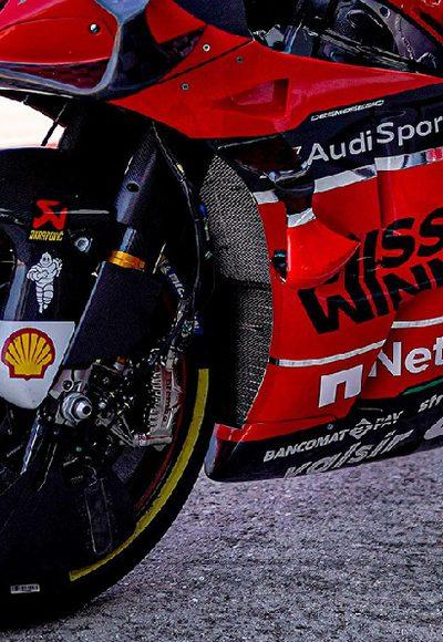 Ducati sorgt für Aufsehen