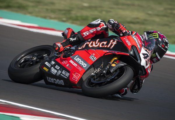 Redding auf MotoGP-Niveau