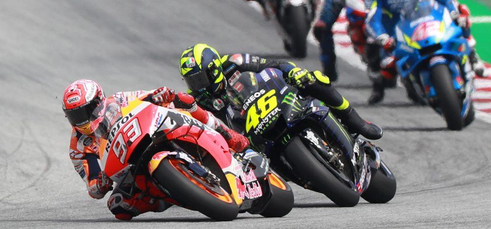 Rossi und Marquez-Quiz: Wie gut kennst Du die beiden Giganten?