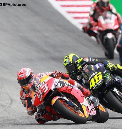 Quiz: Rossi vs. Marquez