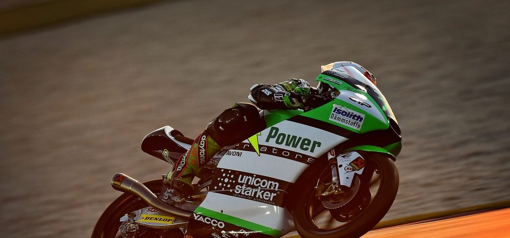 Maximilian Kofler fiebert dem Re-Start in Jerez entgegen