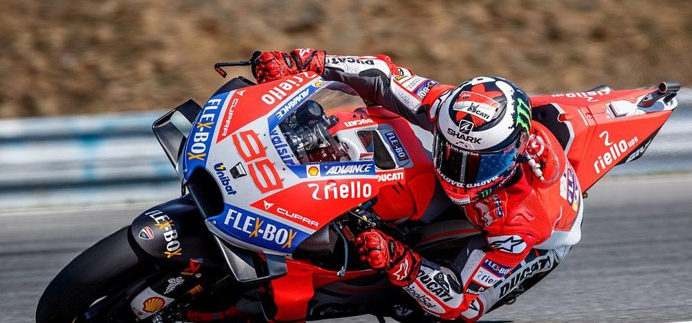 Jorge Lorenzo: Vater bestätigt Verhandlungen mit Ducati