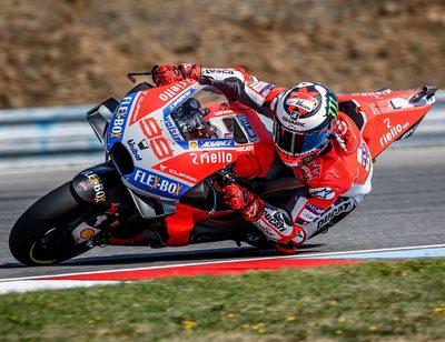 Verhandlungen mit Ducati
