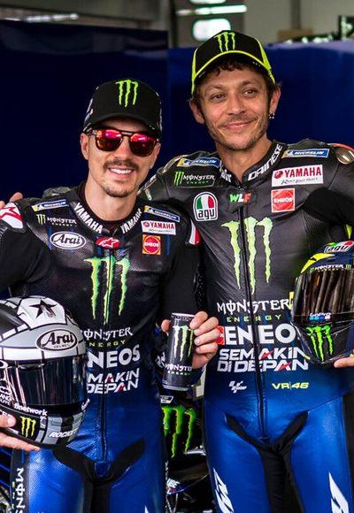 MV12: Von Rossi gelernt