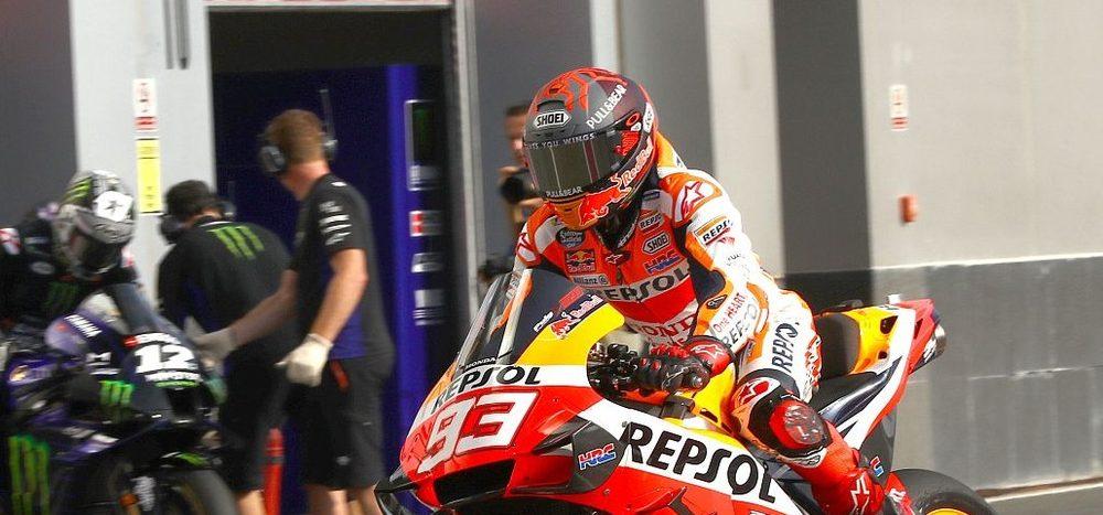 Jerez-Test: Marc Marquez dominiert, auch Rossi stark