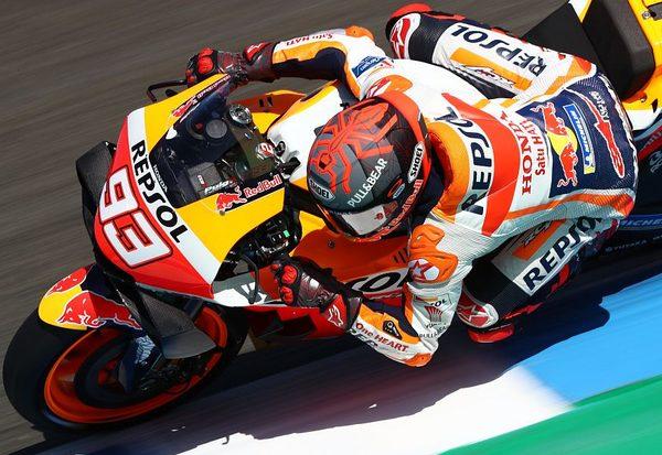 FP1: Marquez Schnellster