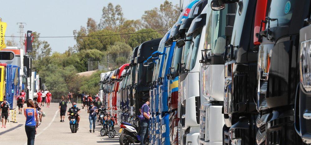 Jerez: Illegale Rennen  gefährden MotoGP