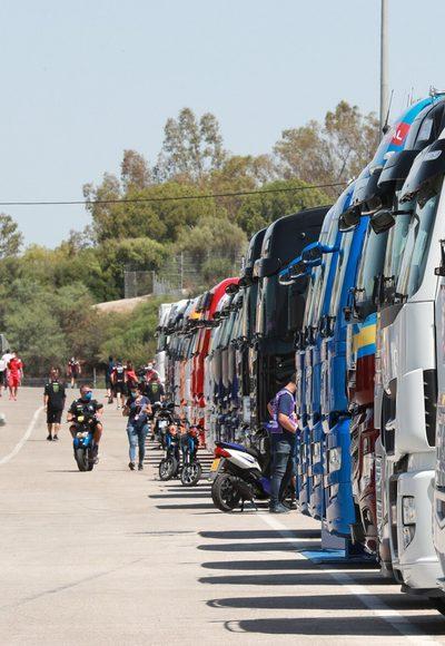 Jerez: Illegale Rennen