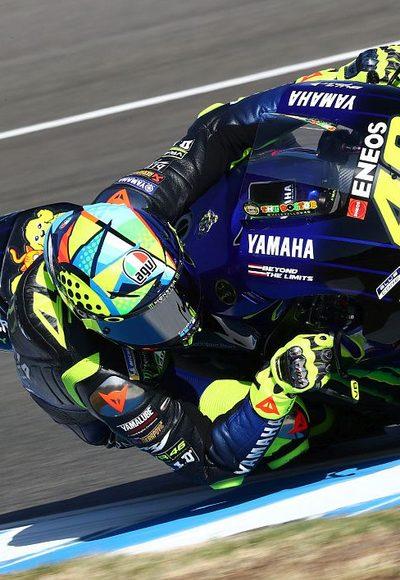 FP3: Rossi überzeugt
