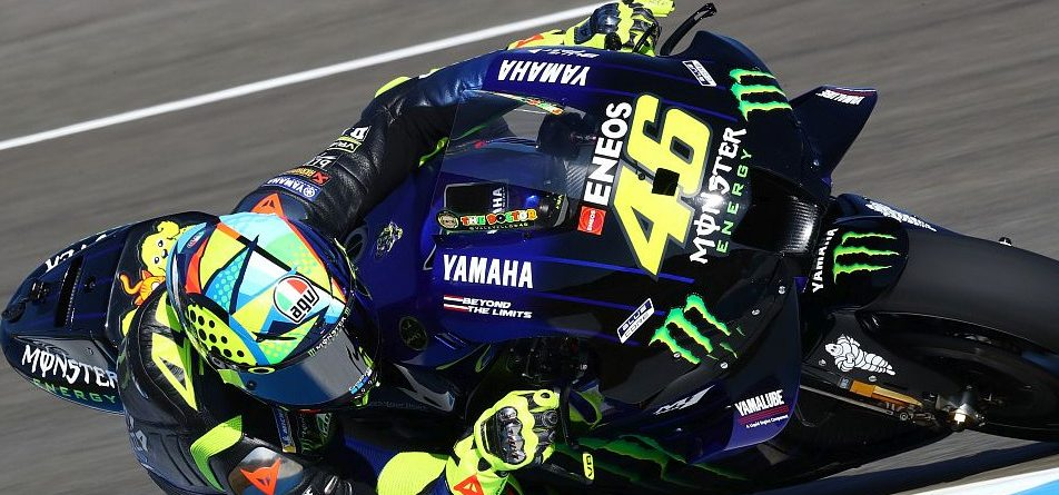 FP3 MotoGP Jerez: Rossi deutlich stärker, Quartararo mit Bestzeit