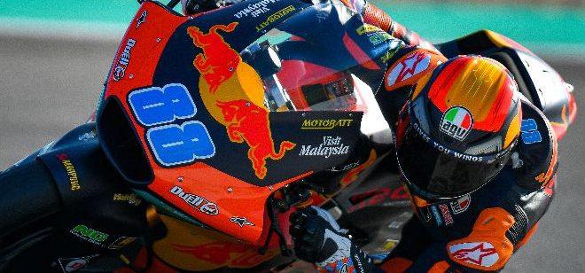 Qualifying Moto2 Jerez: Martin auf Pole, Schrötter in Reihe drei