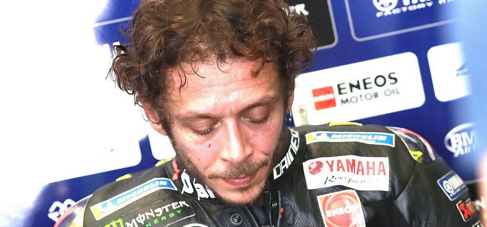 Schlagabtausch mit Michelin: Rossi kontert Kritik an seinem Fahrstil