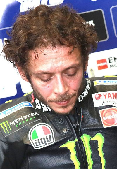 Michelin kritisiert Rossi