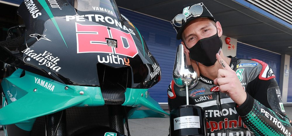 Erster MotoGP-Sieg: Jüngste Sieger