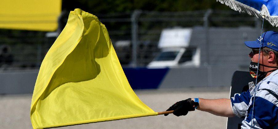 Wenig Begeisterung für Gelbe Flagge-Regel