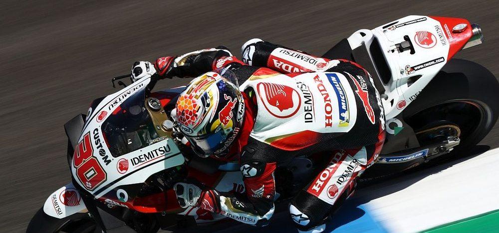 FP2: Bestzeit für Honda