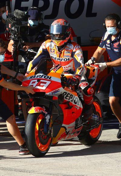 FP3: Marquez muss in Q1