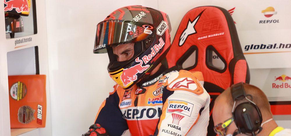Marc Marquez gibt auf: Kein Rennstart beim Andalusien-GP