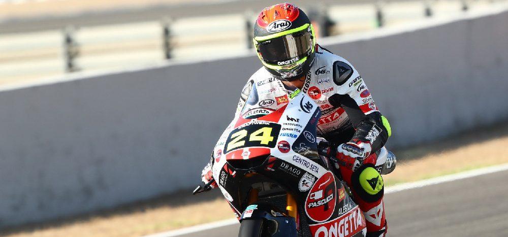 Moto3 Jerez 2: Tatsuki Suzuki feiert Sieg von der Pole