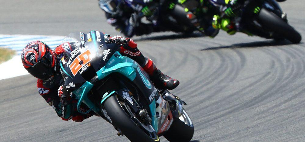 Jerez 2: Dieser Reifen-Trick half Fabio Quartararo