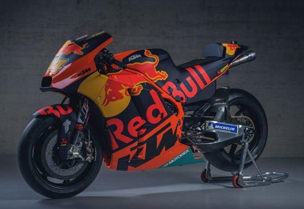 KTM verkauft MotoGP-Geräte