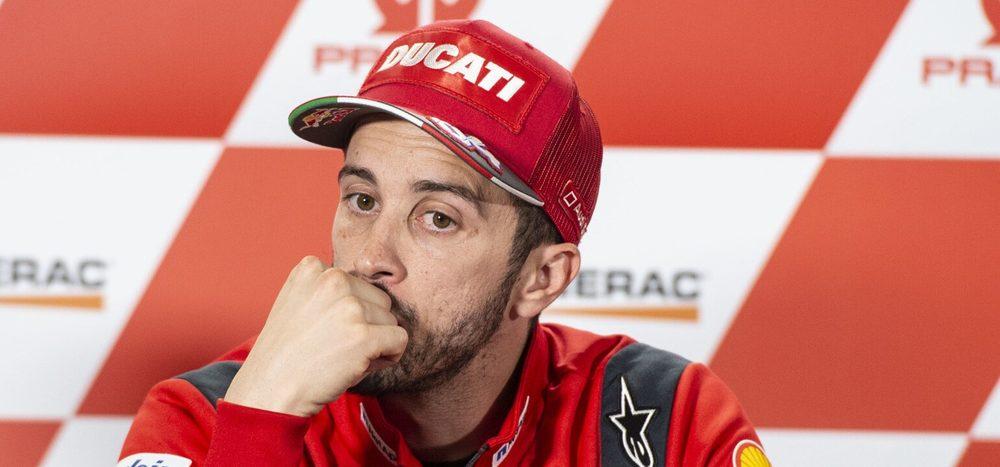 """Alex Hofmann: """"Keine Liebe zwischen Dovizioso und Ducati"""""""