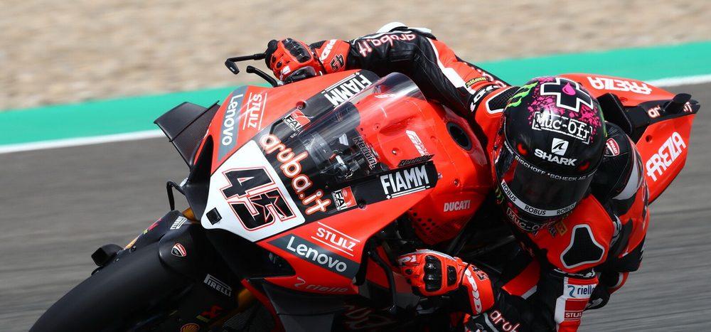 WSBK Jerez: Redding auf Pole, Top 3 innerhalb von 0,040 Sekunden