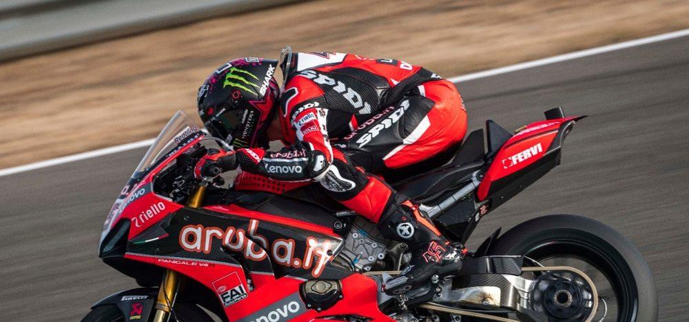 WSBK Jerez: Redding biegt Weltmeister Rea in Lauf eins