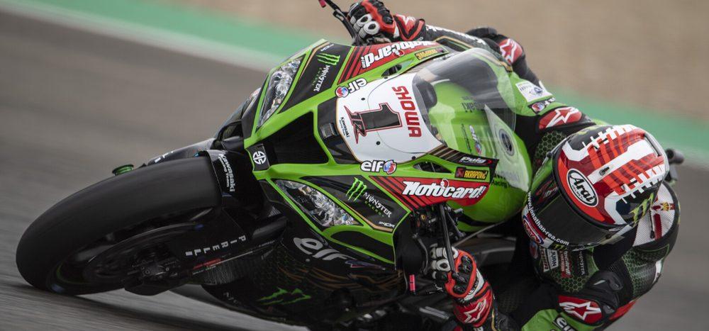 WSBK Jerez: Rea dominiert Superpole-Rennen, Drama bei Yamaha