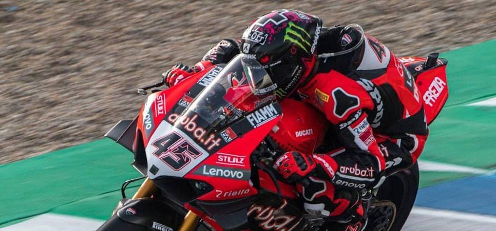 WSBK Jerez: Redding gewinnt Lauf zwei, Rea nur Sechster