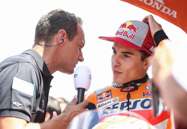 Marquez: Doof gelaufen