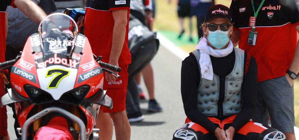 2021: Davies empfiehlt sich – Druck von Ducati-Junior