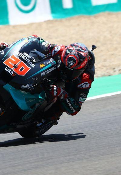 FP2: Rossi nicht in Top 10