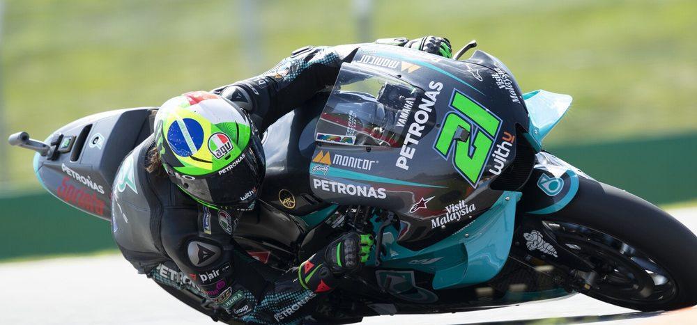 FP3 MotoGP Brünn: Morbidelli-Bestzeit vor Zarco, Rins und Dovizioso in Q1