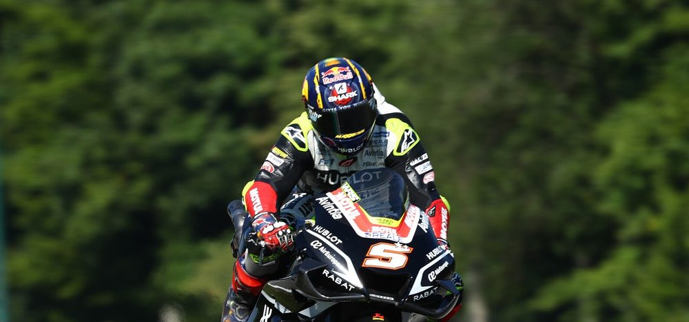 Qualifying MotoGP Brünn: Sensationspole für Johann Zarco!