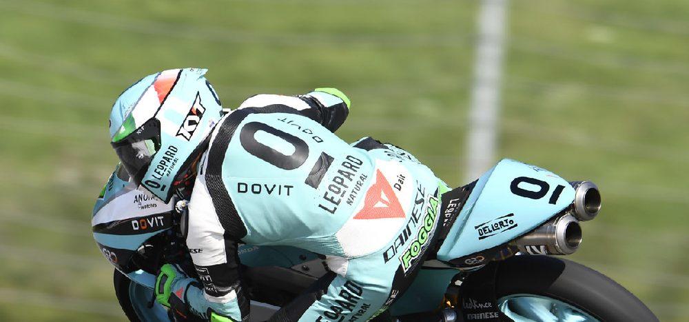 Rennen Moto3 Brünn: Premierensieg für Foggia vor WM-Leader Arenas