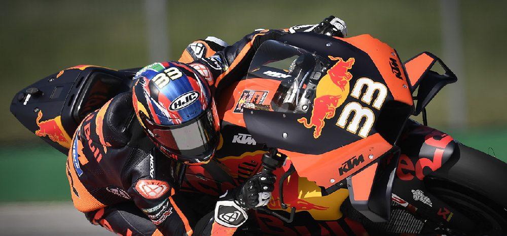 Rennen MotoGP Brünn: Rookie Binder siegt für KTM vor Morbidelli und Zarco