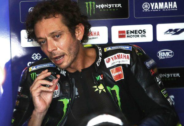 "Rossi: ""KTM ist Favorit"""