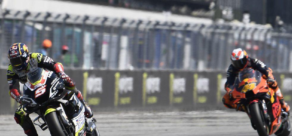 Pol Espargaro und Ducati streiten nach Kollision mit Zarco um Schuldfrage