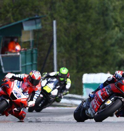 Ducati: Nur Zarco schnell