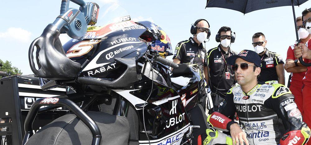 """Johann Zarco: Brad Binder macht bei KTM das, wozu """"ich nicht in der Lage war"""""""