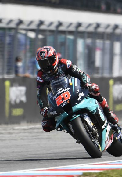 Quartararo warnt vor KTM