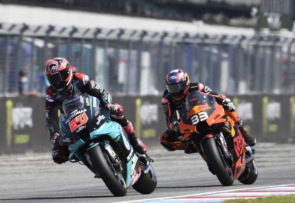 Quartararo warnt vor KTM
