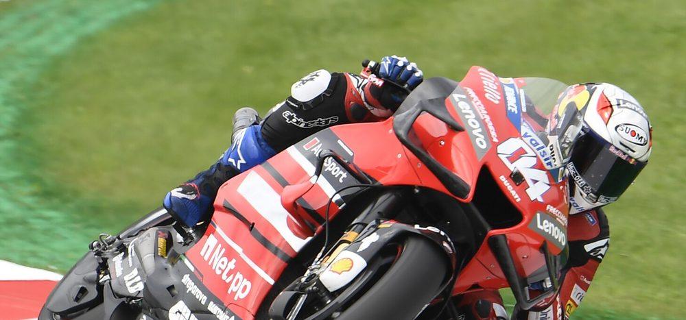 Rennen MotoGP Spielberg: Horrorcrash und Dovizioso-Sieg
