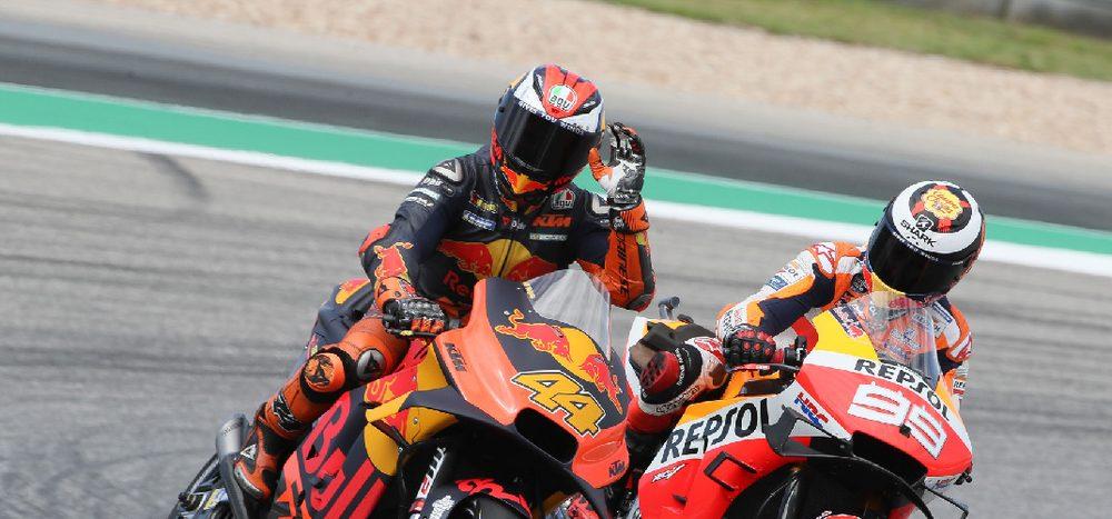 Honda: Konzentration auf Marquez rächt sich jetzt