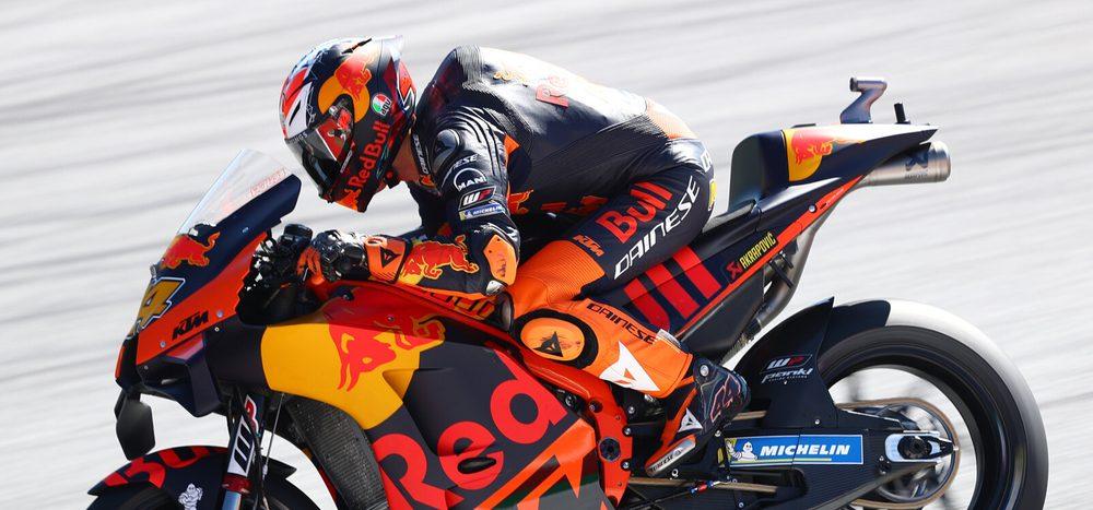 KTM startet mit Bestzeit ins Wochenende: Gelingt der Heimsieg?